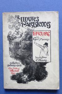 Les minutes parisiennes. 1 heure La Bourse. Illustrations de Charles Huard