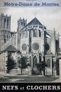 Nefs et Clochers Notre Dame de Mantes