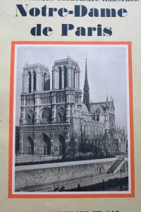 Notre-Dame de Paris  J.E.Durand