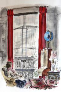 Paris de ma fenêtre 1961