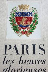 Paris les heures glorieuses août 1944