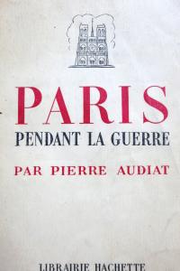 Paris pendant la guerre