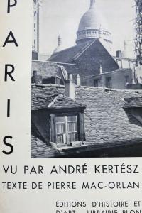 Paris vu par André Kertesz