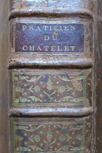 Praticien du Châtelet de Paris