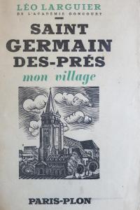 Saint Germain des prés mon village