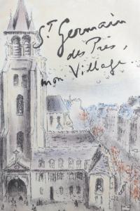 Saint Germain des Prés. Edition illustrée