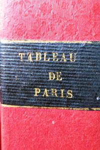Tableau historique et pittoresque de Paris.