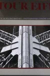 La Tour Eiffel Roland Barthes
